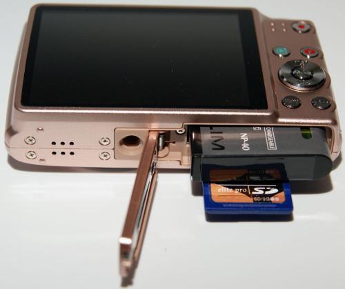 Тест / обзор Casio Exilim EX-Z300
