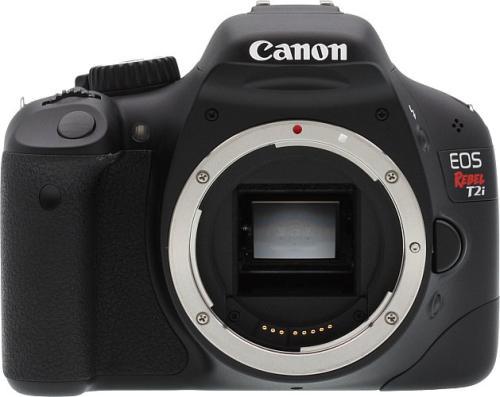 Тест / обзор Canon EOS 550D на Imaging Resource