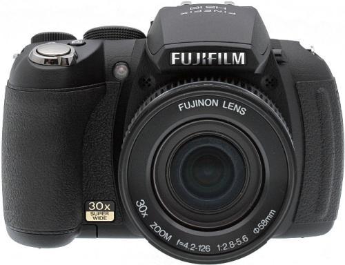 Тест / обзор Fujifilm FinePix HS10 на Imaging Resource
