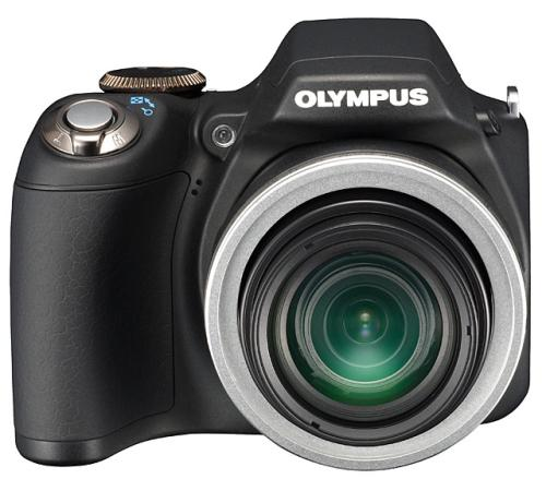 Olympus SP-590 Ultra Zoom - 26х оптический зум