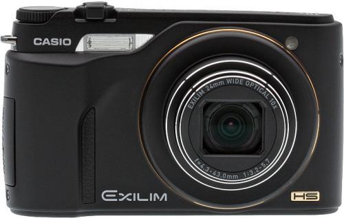 Тест / обзор Casio EXILIM EX-FH100 на Imaging Resource