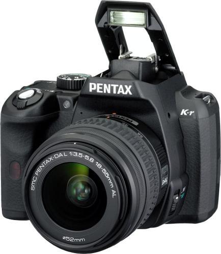 Pentax K-r: 12МП, 6к/с