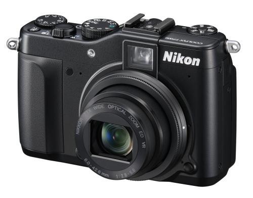 Nikon выпускает P7000 – идеальную фотокамеру COOLPIX