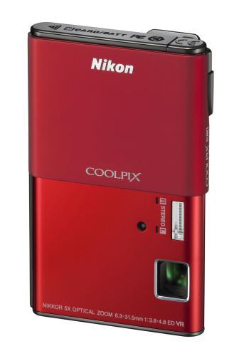Компания Nikon выпускает фотокамеру S80