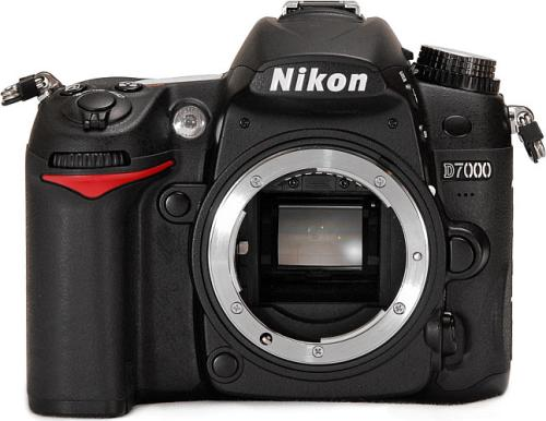 Nikon D7000 - 16МП @ 6к/с