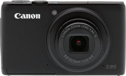 Тест/обзор Canon PowerShot S95 на DCResource