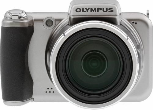 Тест / обзор Olympus SP-800UZ на Imaging Resource
