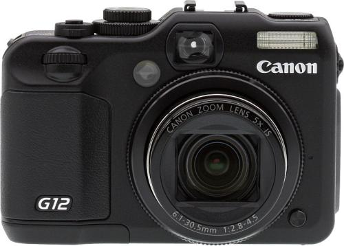Тест/обзор Canon PowerShot G12 на Imaging Resource