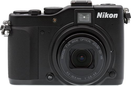 Тест/обзор Nikon Coolpix P7000 на Imaging Resource