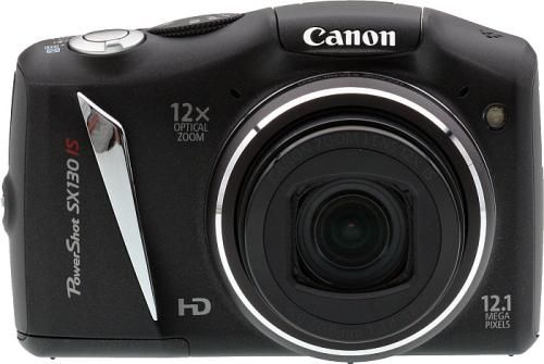 Тест/обзор Canon PowerShot SX130IS на Imaging Resource