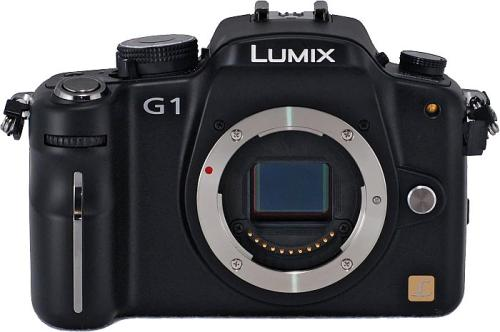 Тест / обзор Panasonic Lumix DMC-G1 на Imaging Resource