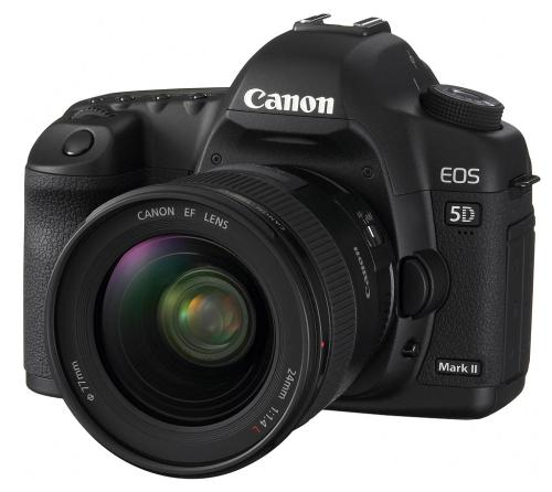 Тест / обзор Canon EOS 5D Mark II на Imaging Resource
