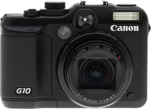 Тест / обзор Canon PowerShot G10 на Imaging Resource
