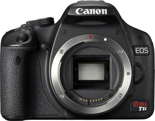 Canon EOS 500D T1 - 15МП + HDvideo за 799$