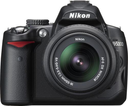 Тест / обзор Nikon D5000 на Imaging Resource
