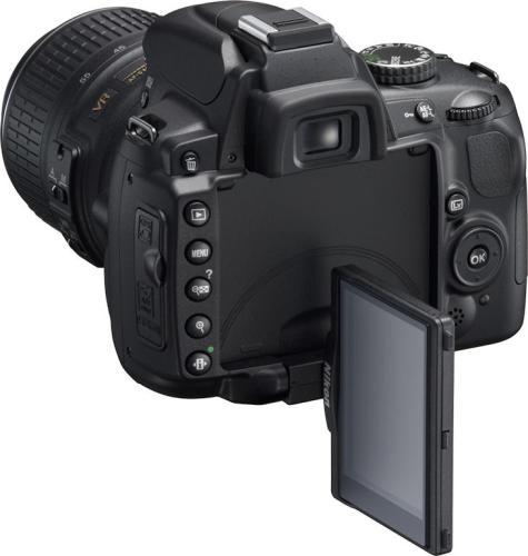 Встречайте Nikon D5000