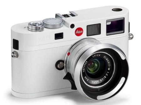 Leica M8 White Edition обрела цену