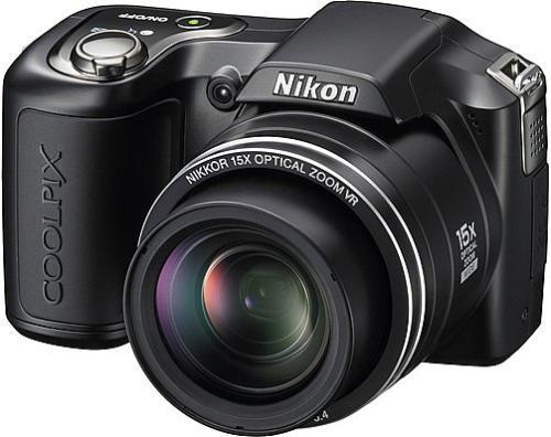 Тест / обзор Nikon Coolpix L100 на PhotographyBlog