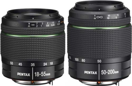2 новых объектива для зеркалок Pentax