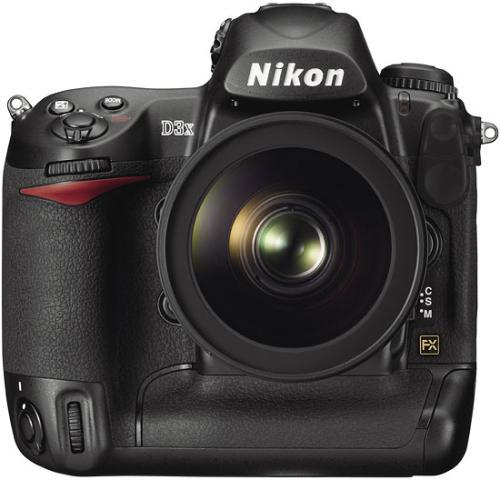 Тест Nikon D3x на Imaging Resource